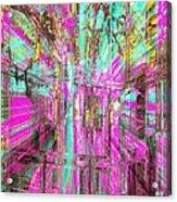 Abstract Peace Acrylic Print