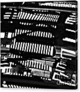 Abstract Reflection 3 Acrylic Print