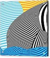 Abstract - Sailing Acrylic Print