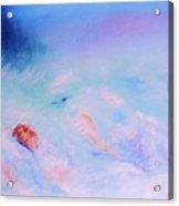 Abstract Sea Acrylic Print