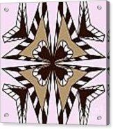 Abstract Symmetry-3 Acrylic Print