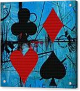 Abstract Tarot Art 012 Acrylic Print