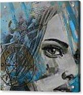 Abstract Tarot Art 022c Acrylic Print