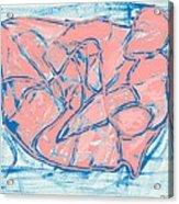 Abstract Us Acrylic Print