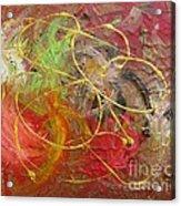 Abstract Vii Acrylic Print