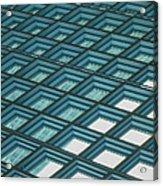 Abstract Windows Acrylic Print
