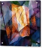 Abstraction 0257 Marucii Acrylic Print