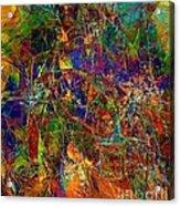Abstraction 0380 Marucii Acrylic Print
