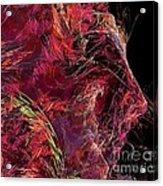Abstraction 0387 Marucii Acrylic Print