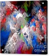 Abstraction 0392 Marucii Acrylic Print