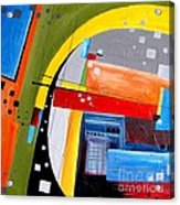 Abstraction 0468 Marucii Acrylic Print