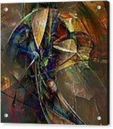 Abstraction 0497 Marucii Acrylic Print