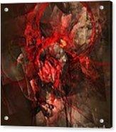 Abstraction 0562 Marucii Acrylic Print