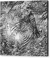 Abstraction 0565 - Marucii Acrylic Print