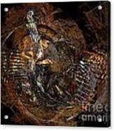 Abstraction 0598 - Marucii Acrylic Print