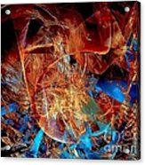 Abstraction 0600 - Marucii Acrylic Print
