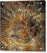 Abstraction 473-09-13 Marucii Acrylic Print
