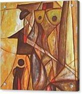 Abstraction 486-10-13 Marucii Acrylic Print