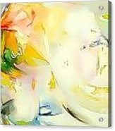 Abstraction 585-11-13 Marucii Acrylic Print