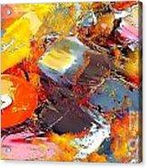 Abstraction 586-11-13 Marucii Acrylic Print