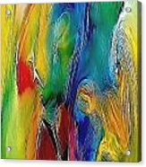 Abstraction 591-11-13 Marucii Acrylic Print