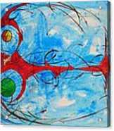 Abstraction 61 Acrylic Print