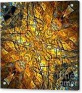 Abstraction 634-12-13 Marucii Acrylic Print