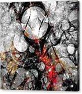 Abstraction 664 - Marucii Acrylic Print