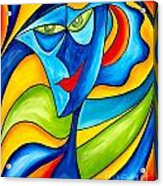 Abstraction 757 - Marucii Acrylic Print