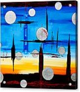 Abstraction - IIi - Acrylic Print