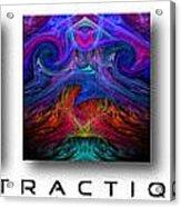 Abstractique 3 Acrylic Print