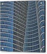 Abu Dhabi Investment Authority Acrylic Print