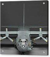 Ac 130 Gunship Acrylic Print