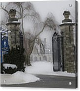Academy Of Notre Dame - School For Girls Acrylic Print