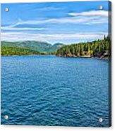 Acadia Beauty Acrylic Print