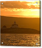 Acadia Lighthouse  Acrylic Print