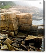 Acadia Morning 7647 Acrylic Print
