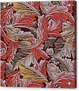 Acanthus Leaf Acrylic Print