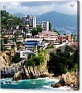 Acapulco Acrylic Print
