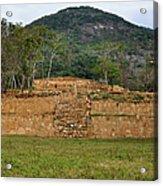 Acapulco Mexico Archaeological Site Acrylic Print