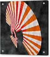 Aciluce Spacebloom Acrylic Print