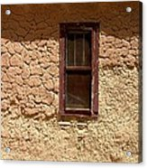 Acoma Pueblo Acrylic Print