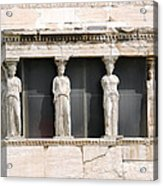 Acropolis Revisited  2 Acrylic Print