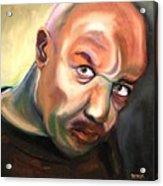 Actor Delroy Lindo Acrylic Print