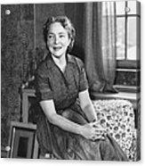 Actress Helen Hayes Acrylic Print