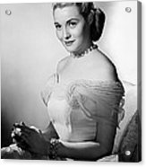 Actress Patricia Neal Acrylic Print
