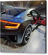 Acura N S X  Concept 2013 Acrylic Print