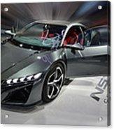 Acura N S X Sh Concept 2013 Acrylic Print