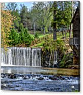 Adairs Mill Acrylic Print by Bob Jackson
