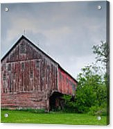 Adams County Barn 7d02923c Acrylic Print